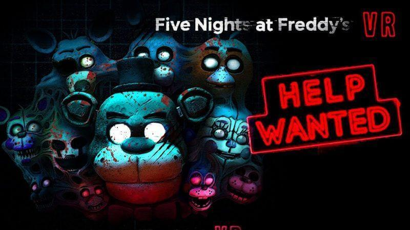 FIVE NIGHTS AT FREDDYS VR HELP WANTED Free Download 800x450 1 - فیلم واقعیت مجازی ترسناک Help Wanted