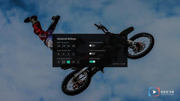 دانلود پلیر واقعیت مجازی DeoVR Video Player