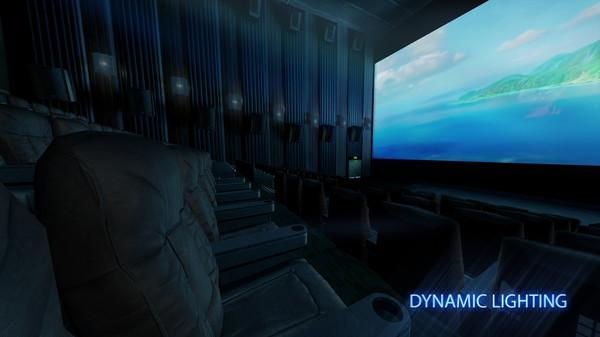 دانلود پلیر واقعیت مجازی Cmoar Movie Theatre