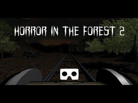0 - فیلم واقعیت مجازی ترین در جنگل تاریک