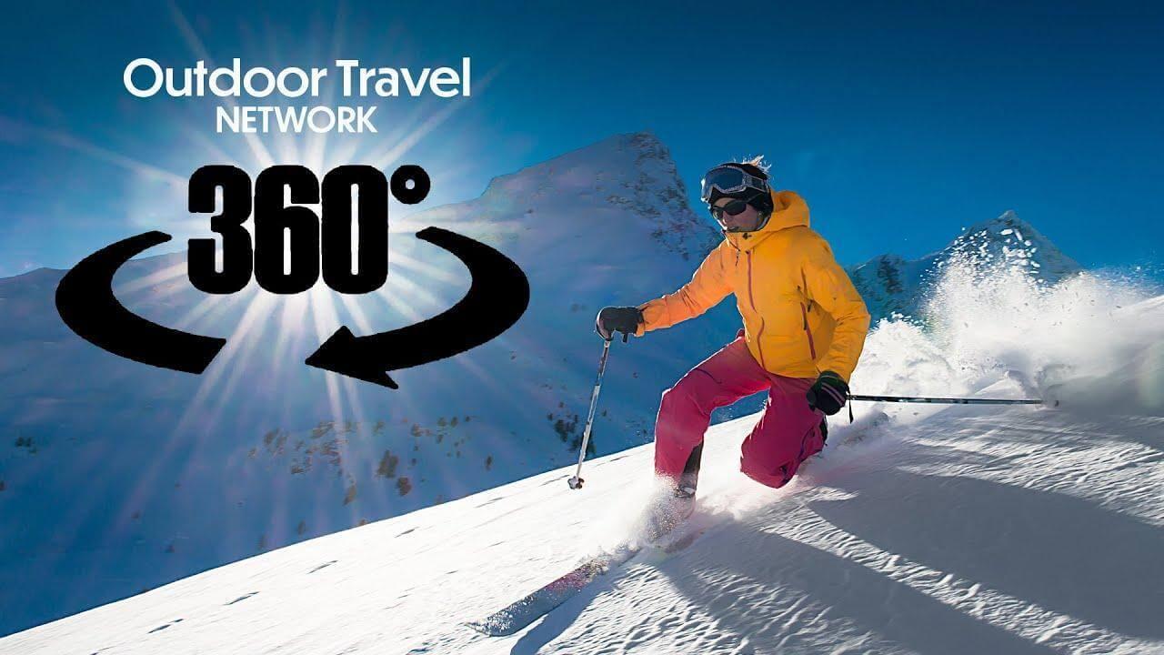 photo 2020 04 24 19 47 31 - فیلم 4k فیلم واقعیت مجازی اسنو برد روی برف