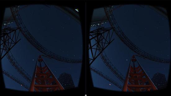 RollerCoasterVR DarkCity