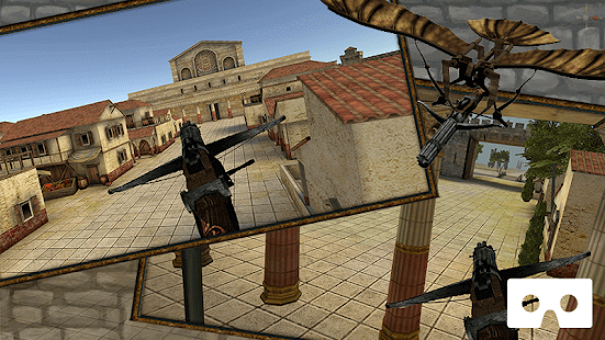 Siege Defense Virtual Reality (VR)