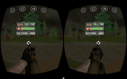 Zombie Gun – VR Shooter