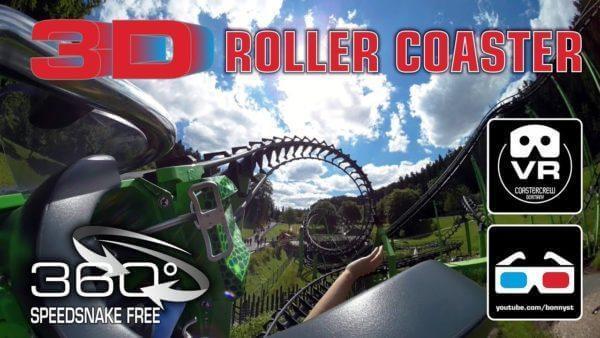 maxresdefault 7 600x338 - فیلم واقعیت مجازی 4k ترین SpeedSnake