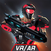 VR AR Dimension – Robot War Galaxy Shooter