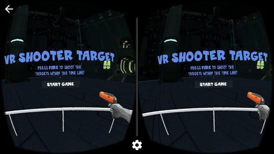 VR Shooter Target