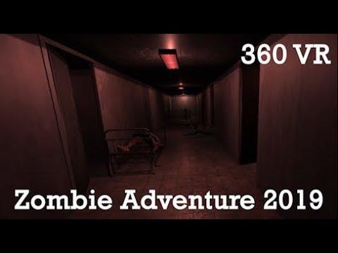 0 1 - فیلم واقعیت مجازی ترسناک فرار از زامبی