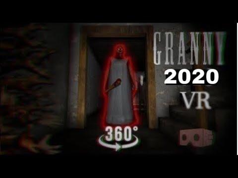 0 2 - فیلم واقعیت مجازی ترسناک Granny Game
