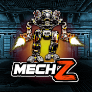 MechZ VR – Multiplayer robot mech war shooter game