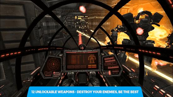 MechZ VR – Multiplayer robot mech war shooter game