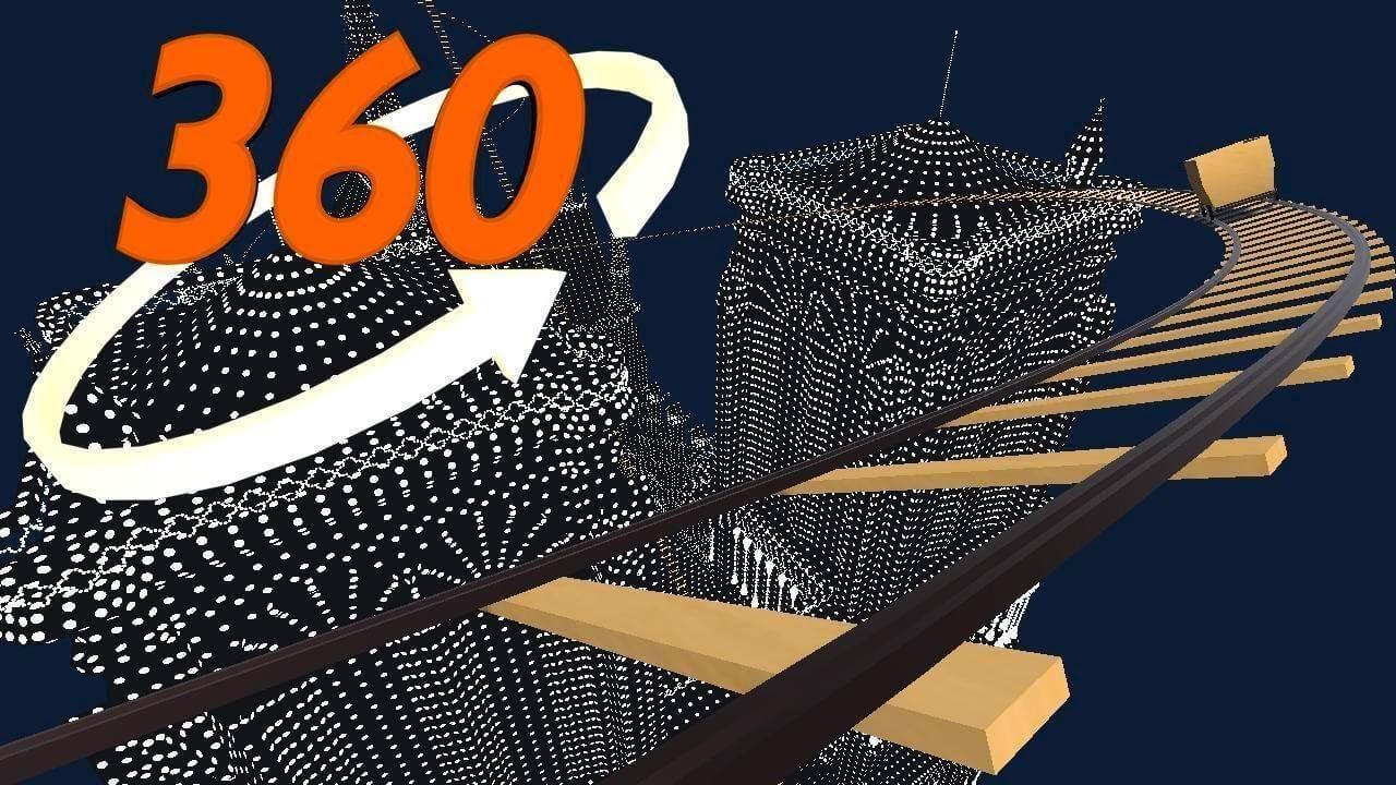 maxresdefault 17 - فیلم واقعیت مجازی ترین در شبیه ساز پاریس