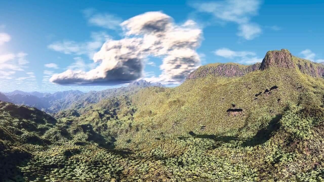 maxresdefault 11 - فیلم واقعیت مجازی آرامش بخش از دشت