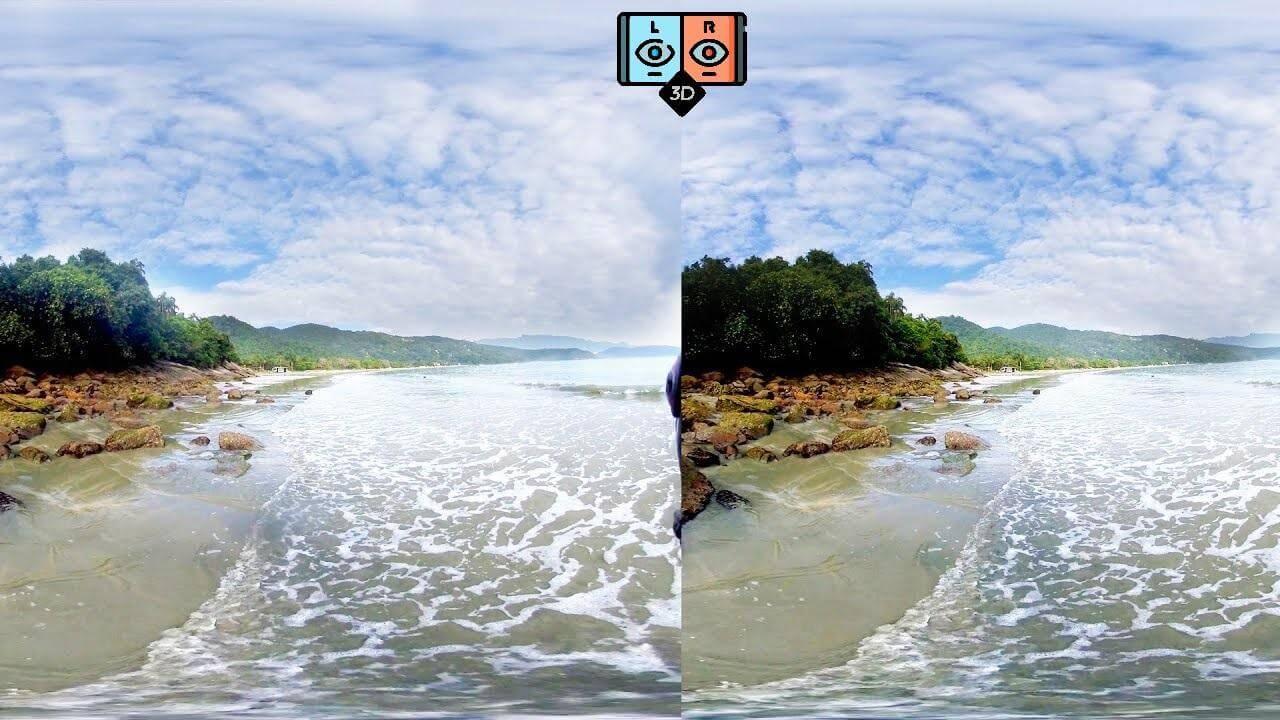 maxresdefault 7 - فیلم سه بعدی واقعیت مجازی ساحل برزیل