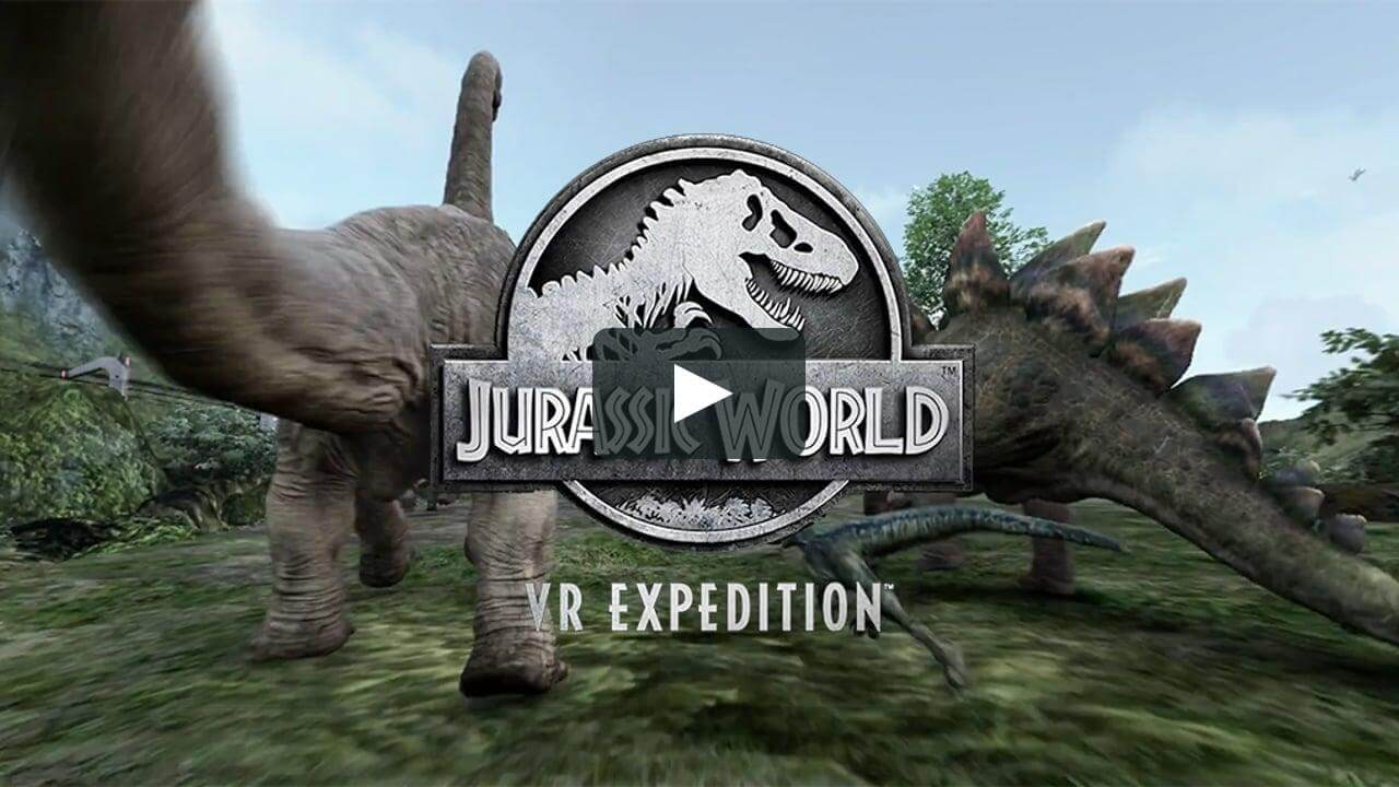 overlay - فیلم واقعیت مجازی JURASSIC WORLD