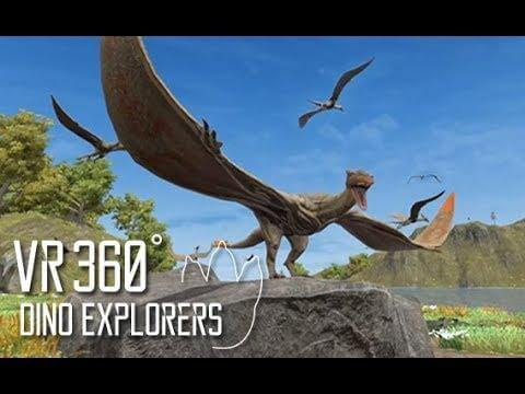 0 - فیلم واقعیت مجازی سرزمین دایناسور ها 2
