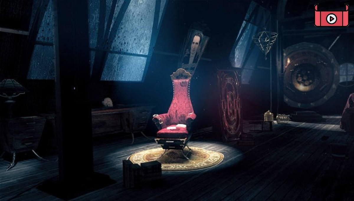 last dream - فیلم واقعیت مجازی ترسناک THE LAST DREAM