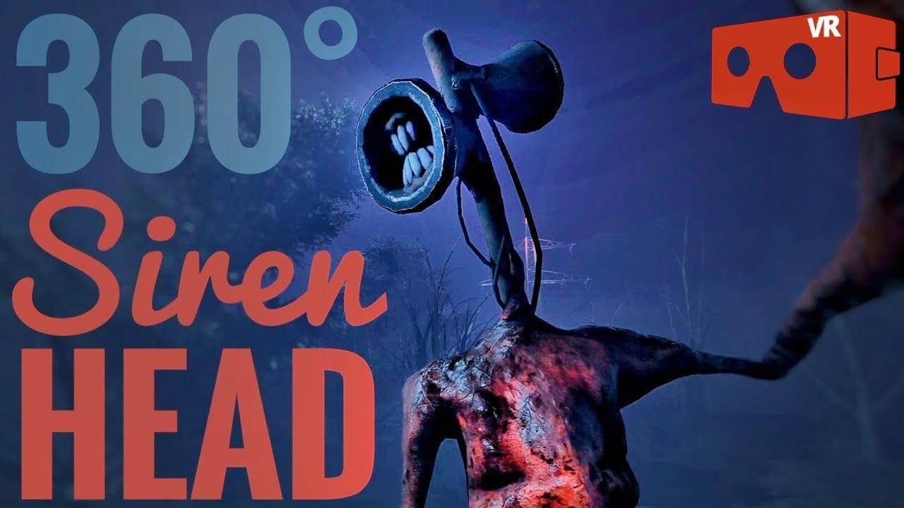 maxresdefault 11 - فیلم واقعیت مجازی ترسناک از بازی siren head