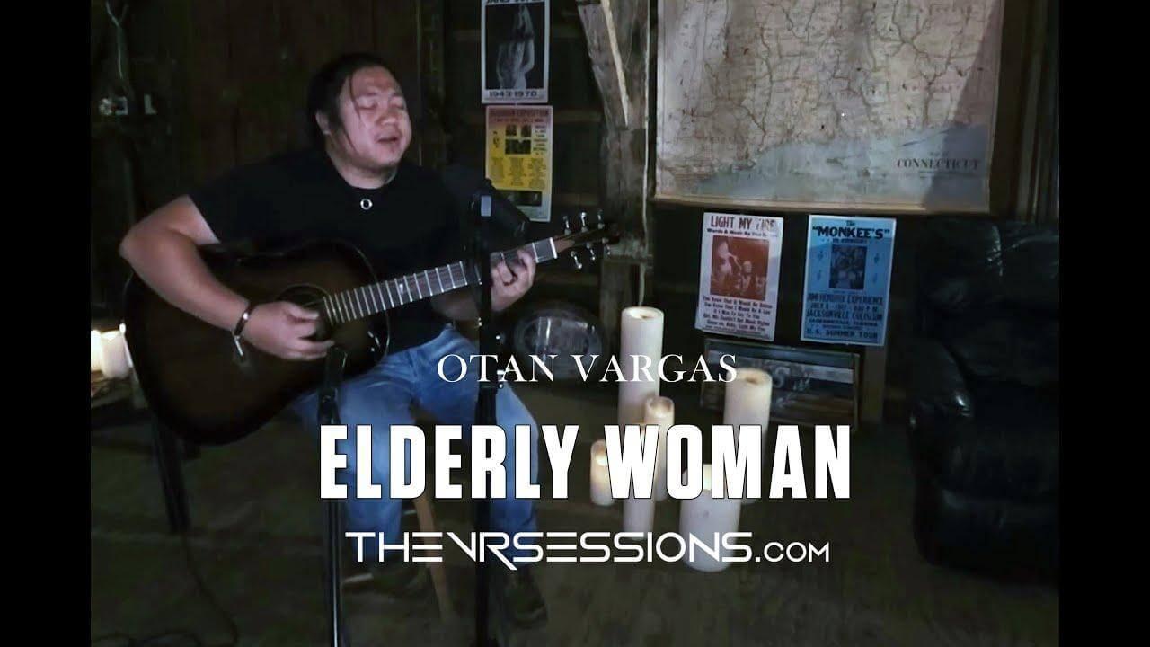 maxresdefault 3 - موزیک ویدئو واقعیت مجازی Elderly Woman