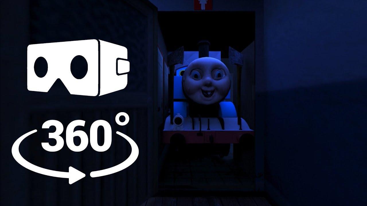 maxresdefault 12 - فیلم واقعیت مجازی ترسناک Thomas
