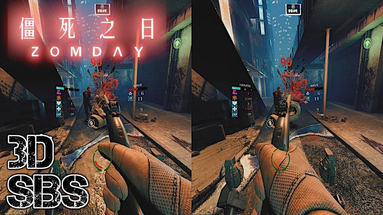 maxresdefault 4 - فیلم سه بعدی واقعیت مجازی بازی زامبی