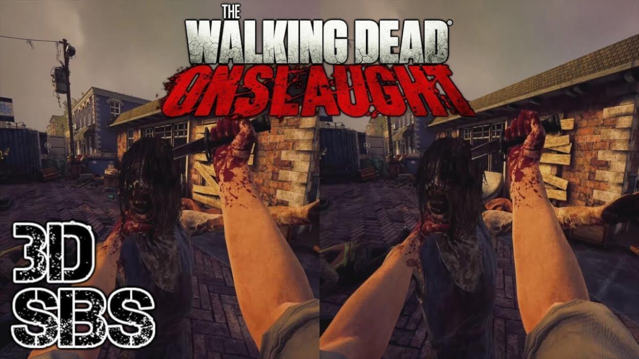 maxresdefault 5 - فیلم سه بعدی واقعیت مجازی The Walking Dead