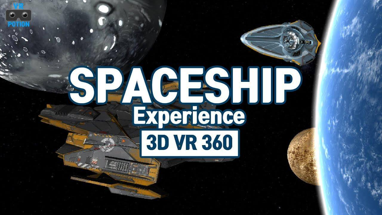 maxresdefault - فیلم واقعیت مجازی Spaceship Experience