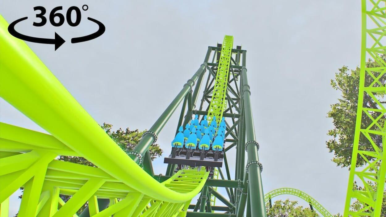 photo 2020 10 21 21 04 13 - فیلم واقعیت مجازی ترین Roller Coaster Ride
