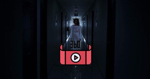 1 600x316 - فیلم واقعیت مجازی 4k ترسناک روح در بیمارستان