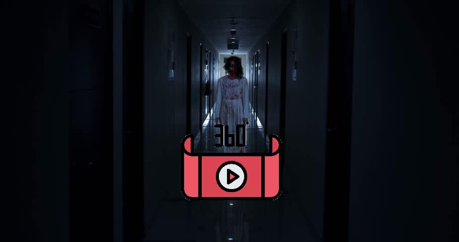 1 - فیلم واقعیت مجازی ترسناک روح در بیمارستان