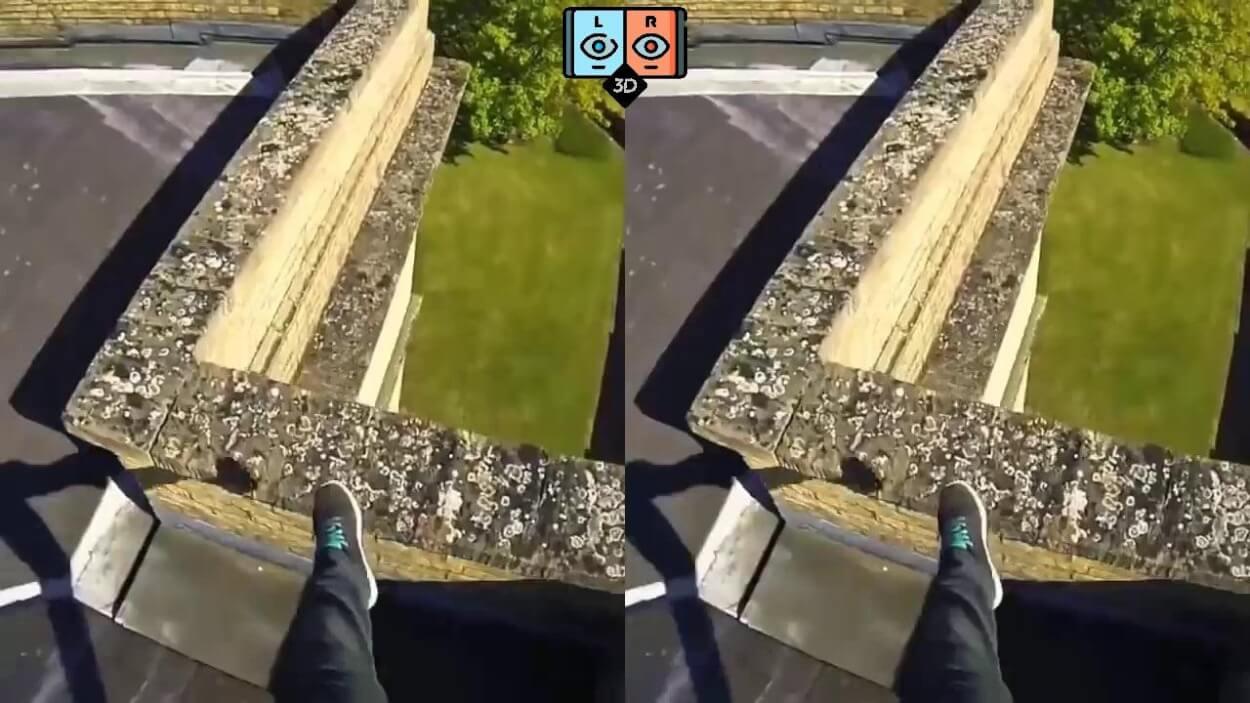 maxresdefault 1 - فیلم سه بعدی واقعیت مجازی پارکور SLENDERMAN