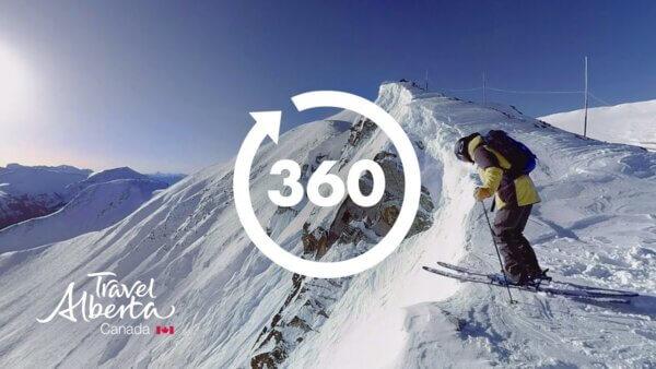 maxresdefault 12 600x338 - فیلم 4k فیلم واقعیت مجازی اسکی در Louise