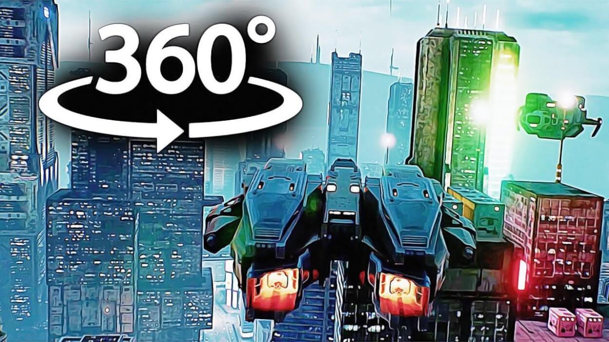 maxresdefault 2 - فیلم واقعیت مجازی نبرد آیندگان