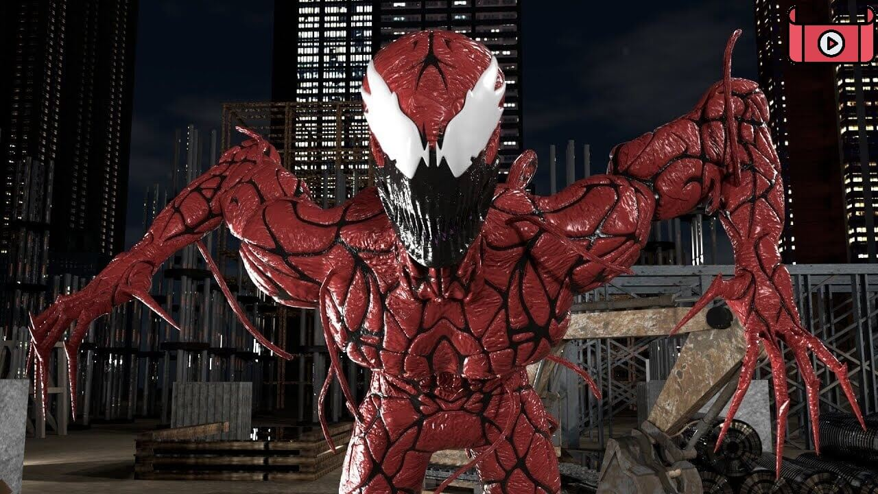 maxresdefault 8 1 - فیلم واقعیت مجازی مبارزه Venom