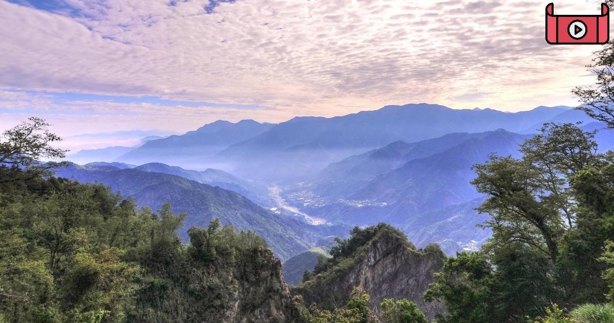 image00 2 1 - فیلم واقعیت مجازی کوه های تایوان