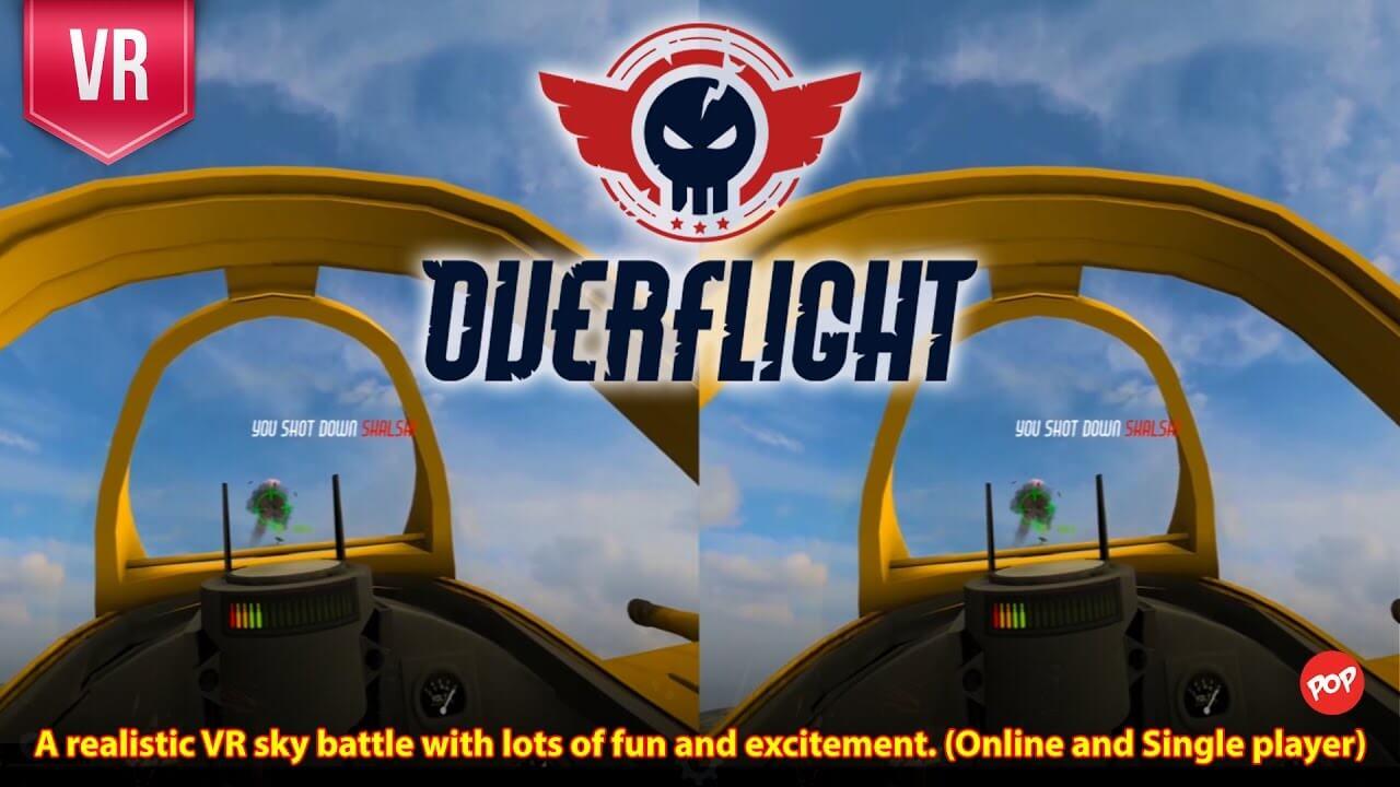 maxresdefault 1 - فیلم سه بعدی واقعیت مجازی Overflight