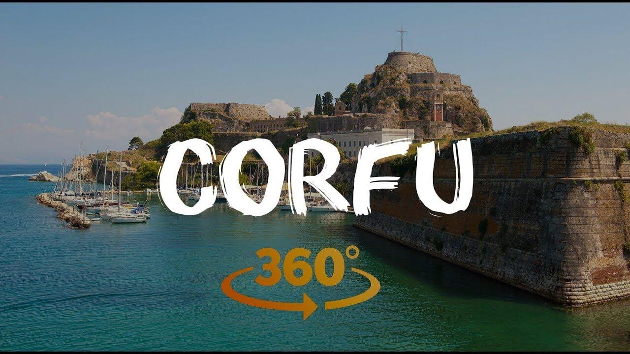 maxresdefault 10 - فیلم واقعیت مجازی گردشگری Corfu