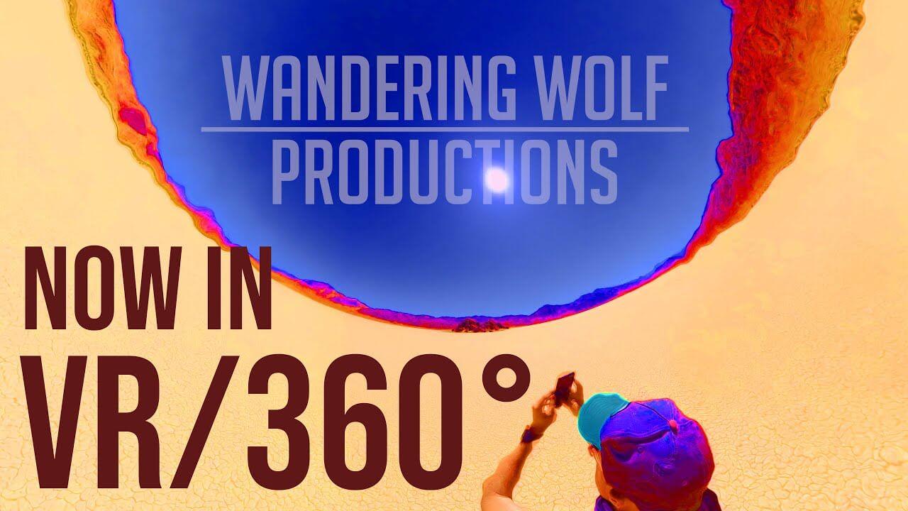 maxresdefault 2 - فیلم واقعیت مجازی گردشگری Wandering Wolf