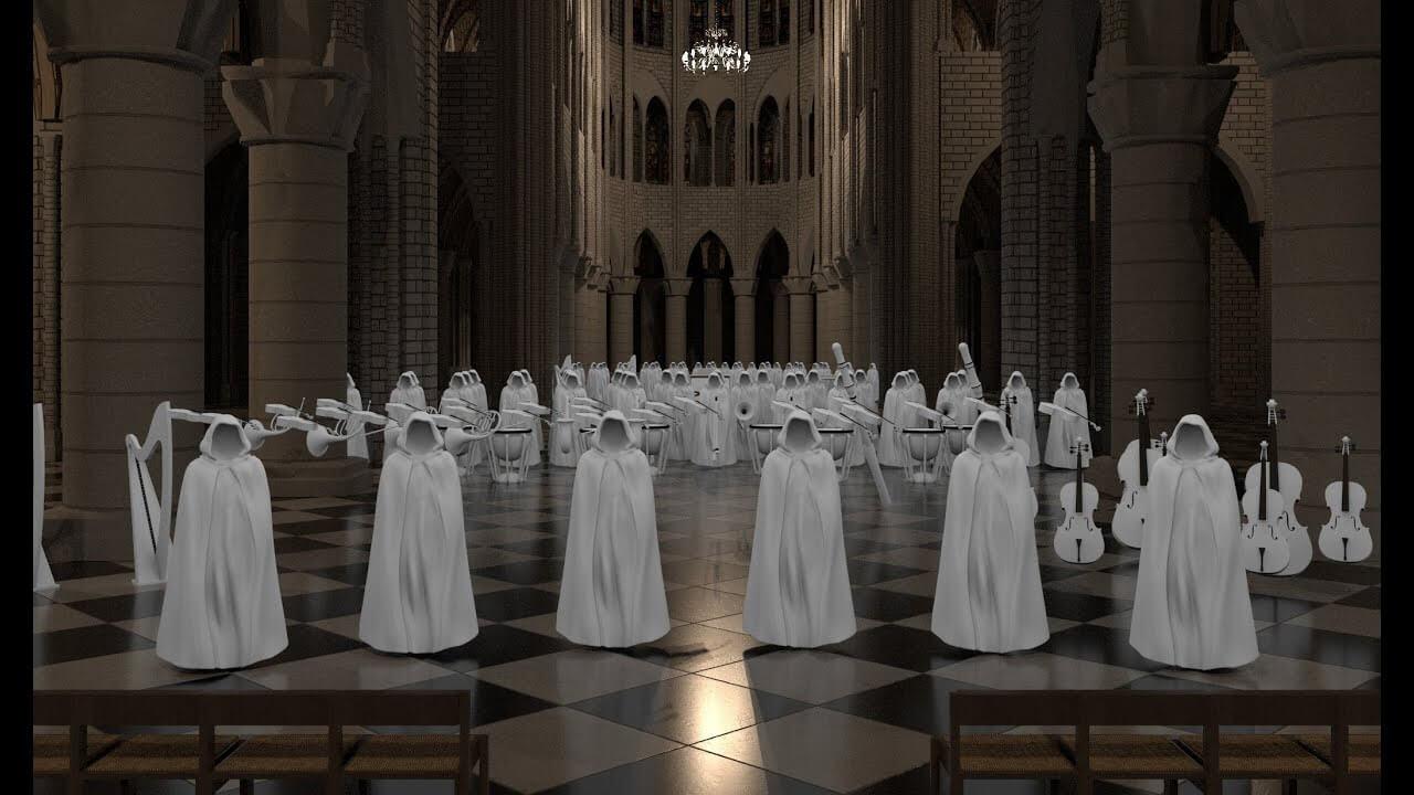 maxresdefault 6 - فیلم 4k فیلم واقعیت کلیسای ارواح