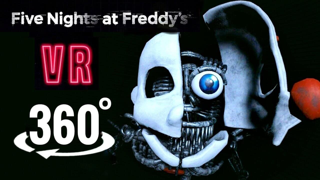 maxresdefault 1 - فیلم واقعیت مجازی ترسناک Freddy's Vent Repair