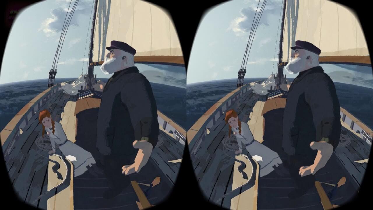 maxresdefault 3 - فیلم سه بعدی واقعیت مجازی داستان Age of Sail