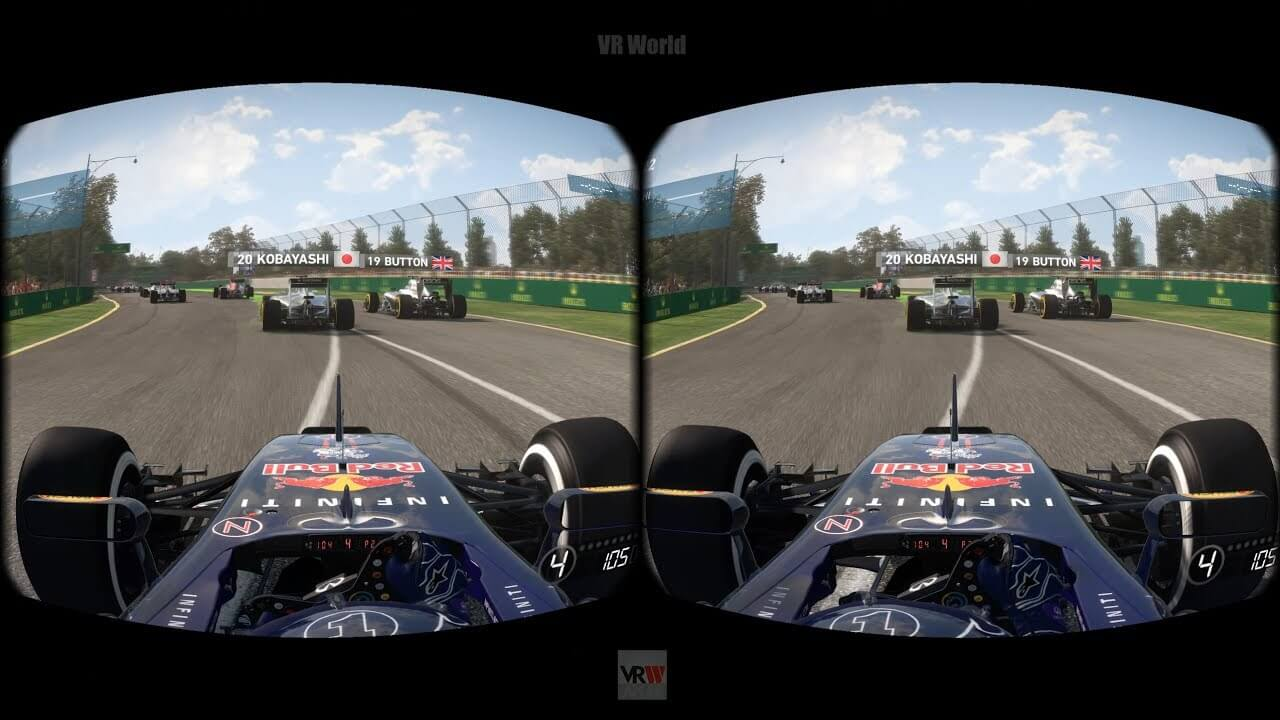 maxresdefault 5 - فیلم سه بعدی واقعیت مجازی مسابقه فرمول 1