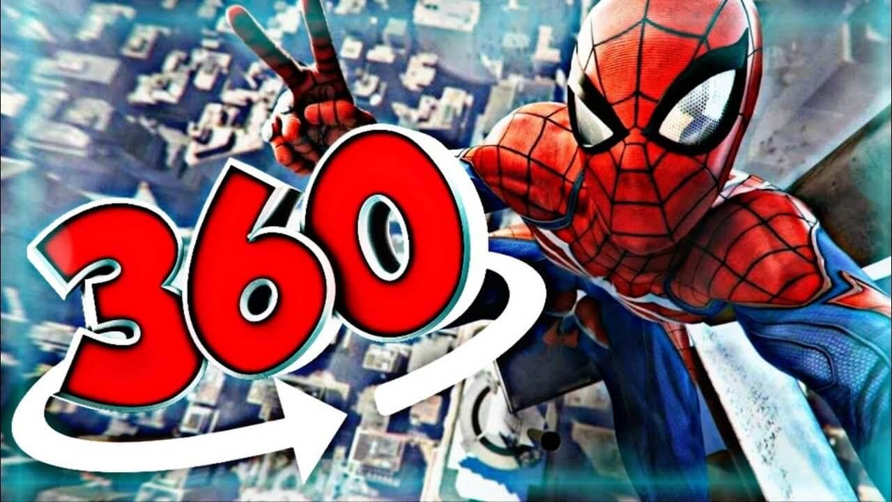 maxresdefault 1 - فیلم واقعیت مجازی Spider-Man